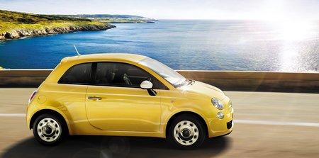 Avec son best-seller, la sobre et légère 500, Fiat est avantagé dans la course au CO2.