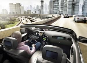 Continental et BMW promettent la voiture autonome dès 2016