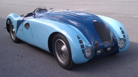 "La Bugatti Type 57G ""Tank"" (photo CC flickr/bsgalio)"