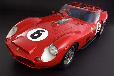La Ferrari 330 TRI/LM du tandem Hill/Gendebien (1962)