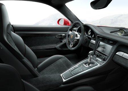 """Sacrilège ! Une """"boîte à palettes"""" dans une 911 GT3 !"""