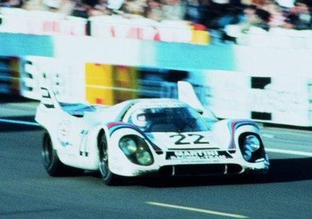 La Porsche 917K au Mans en 1971