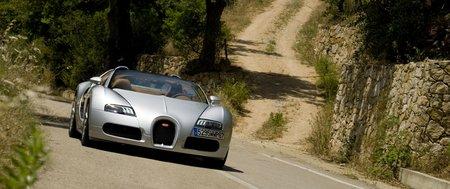 La Bugatti Veyron reçoit une boîte à double embrayage Ricardo.
