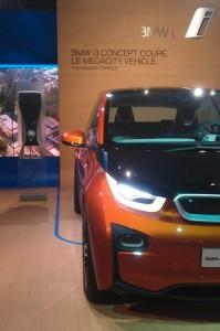 BMW i, marketing de luxe pour voiture électrique haut de gamme
