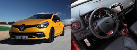 La Renault Clio R.S. n'existe désormais qu'en version à boîte à double embrayage EDC.