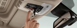 L'appel d'urgence peut être également déclenché manuellement, si vous êtes témoin d'un accident.