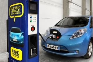 Le vrai problème des voitures électriques, c'est le temps de recharge.