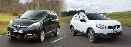 Les futurs Renault Scénic et Nissan Qashqai auront la primeur de la CMF