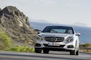 La E 350 BlueTec sera la première Mercedes à recevoir la boîte 9G-Tronic.