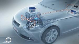 Le Boost Recuperation System de Bosch