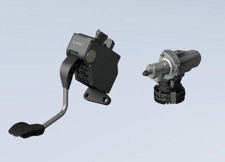 L'eClutch de Bosch supprime la liaison mécanique entre la pédale et l'embrayage.