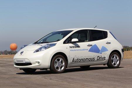 Nissan Leaf Autonomous Drive : Ghosn nous la promet pour 2020.