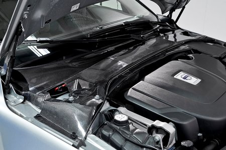 Le couvre-plénum fait à la fois office de batterie et d'élément de rigidification.