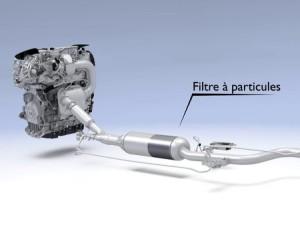 Le FAP, bientôt incontournable sur les moteurs essence ?