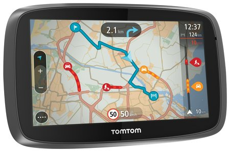 Un GPS nomade TomTom.