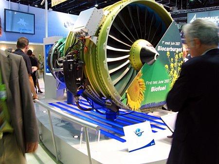 Un réacteur d'avion électrique ou hybride ? C'est pas pour demain ! (photo CC Flickr/NguyenDai)