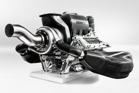 Le moteur Renault Energy-F1 2014
