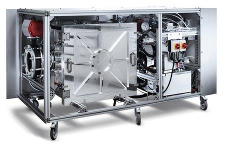 Le capteur de CO2 de Climeworks AG