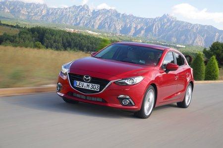Avec un moteur HCCI, une compacte comme la Mazda 3 pourrait à l'avenir se contenter de 20 g/km de CO2 !