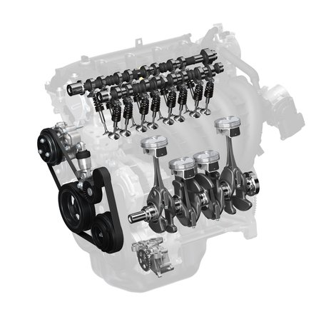 Le moteur Skyactiv-G essence de Mazda
