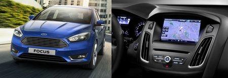 La Ford Focus restylée et son système multimédia Sync 2.