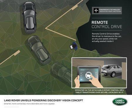 "Conduire son Disco avec sa tablette c'est possible, avec le ""Remote Control Drive"" !"