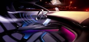 "Concept-car Chrysalide : ambiance ""énergisante"""