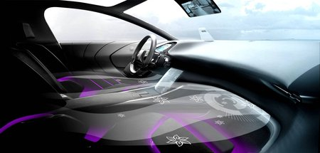 """Concept-car Chrysalide : ambiance """"relaxante"""""""