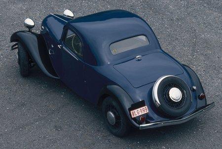 Citroën 11B faux cabriolet (1937)