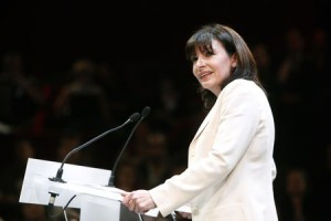 Anne Hidalgo (photo CC Flickr/Parti Socialiste)