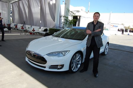 Elon Musk (photo CC Flickr/pestoverde)