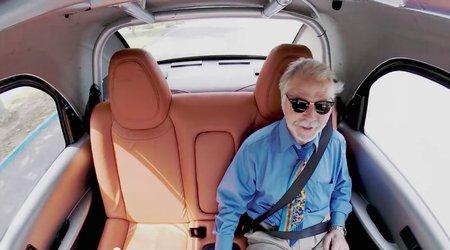 Le prototype de Google Car