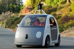 Le prototype de Google Car