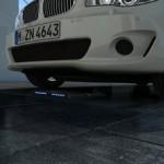 BMW et Mercedes veulent développer la charge par induction