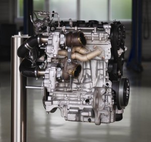 Le moteur Volvo High Performance Drive-E Powertrain Concept