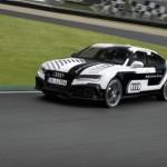 Voiture autonome : coup de pub d'Audi à Hockenheim