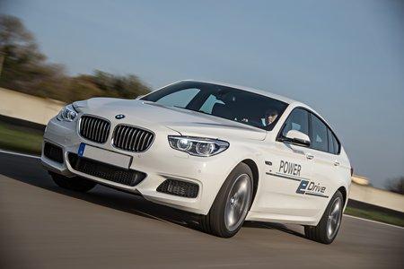Démonstrateur BMW Power eDrive