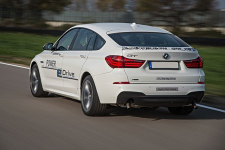 Démonstrateur BMW Power eDrive