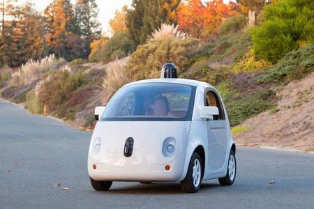 La Google Car quasi finale présentée en décembre 2014