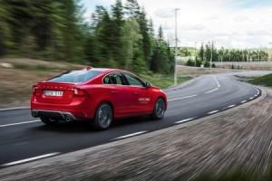 Volvo AstaZero : circuit routier