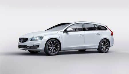 Volvo V60 Twin Engine