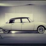 Enterrement de première classe pour l'hydropneumatique Citroën