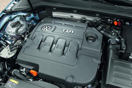 Un TDI Volkswagen
