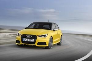 L'Audi S1 a été l'une des premières citadines à pouvoir bénéficier d'un amortissement piloté.