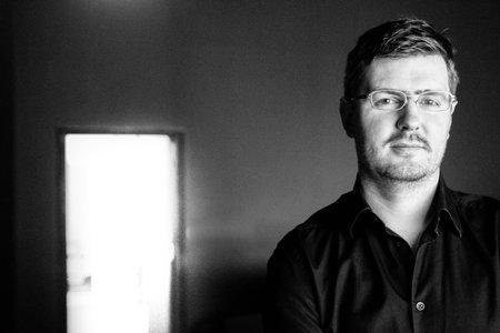 Cathal Loughnane, responsable du Peugeot Design Lab.