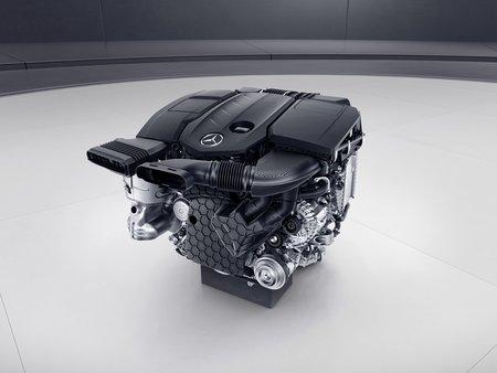 Le nouveau diesel OM654 de la Mercedes Classe E.