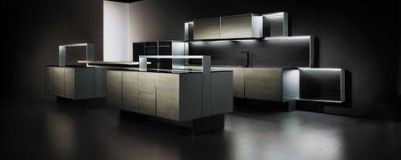 Une cuisine équipée... Porsche Design !