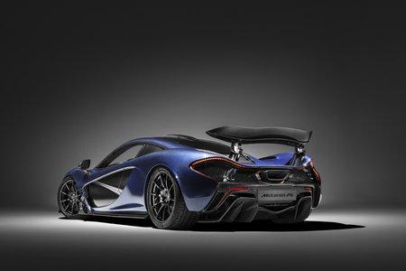 Les GT sportives de demain seront probablement hybrides, à l'image de cette McLaren P1.
