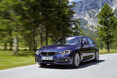 Même la BMW Série 3 peut recevoir un simple 3 cylindres !