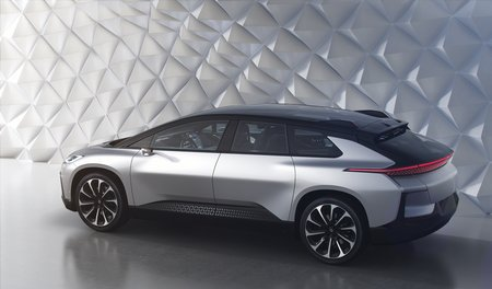 Faraday Future FF91.